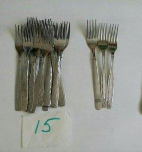Вилки и ножы
