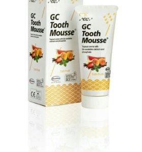 Крем для реминерализации эмали зубов GC Tooth Mous