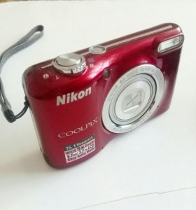 Фотоапарат Nikon 16.1 Megapixels