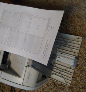 Принтер HP LaserJet 1018 БУ