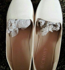 Новые балетки р.36-37