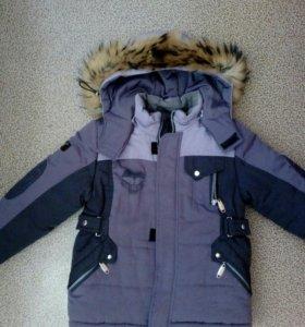 Куртка(зима-весна).