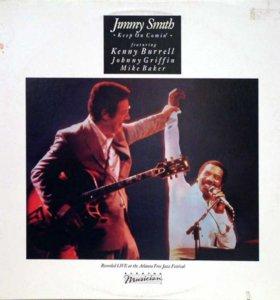 Jimmy Smith – Keep On Comin