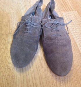 Обувь от Massimo Dutti б/у