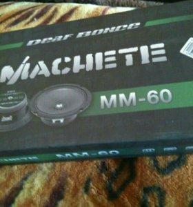 Динамики machete mm60
