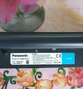 Аккумулятор ноутбука Panasonic CGR - H711