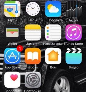 Айфон 5 на 16 гигов