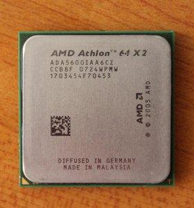Процессор AMD Athlon 64 x2 4000+