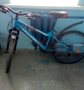 Велосипед форвард титан 2