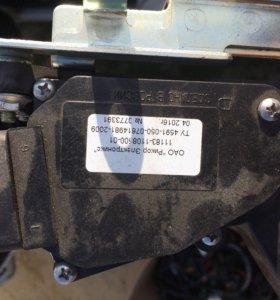 Эбу м74, электронный дроссель , электронная педаль