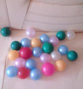 Мягкие шарики