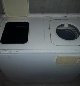 Машинка стиральная в рабочем состоянии