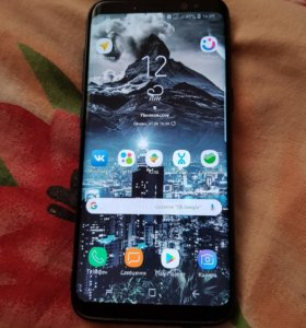 Samsung Galaxy s8 duos. РСТ