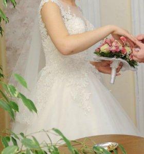 Свадебное платье(срочно!)