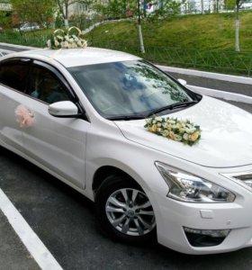 Заказ авто на свадебные торжества и не только....