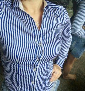 Рубашка блузка женская