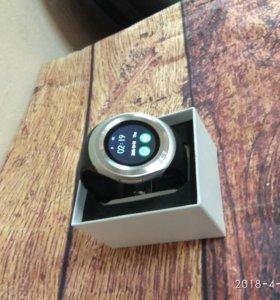 Умные часы smart watch Y1 серебро