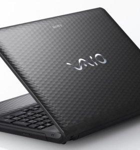Ноутбук Sony Vaio VPCEH3J1R Black ОЗУ 8 GB