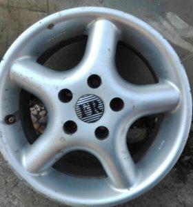 Литые диски на Toyota R15