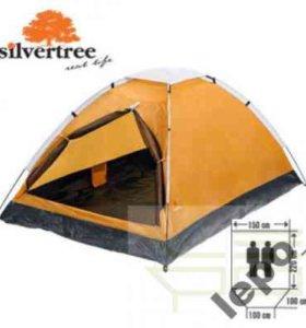 Палатка silvertree 2х-местная