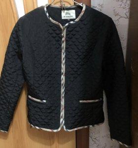 Курточка под пиджак (осень-весна-лето)