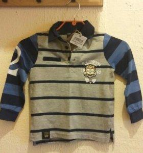 Рубашка-поло (р.98-104)