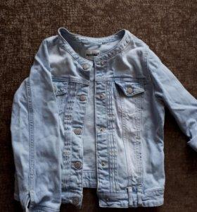 Джинсовая куртка Acoola