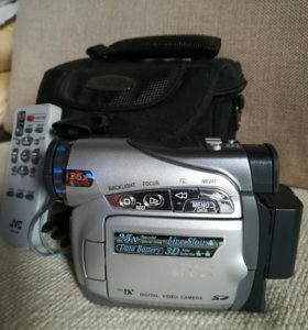 Цифровая видеокамера JVC GR-D270E