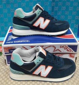Новые кроссовки, 36,5-37 размер