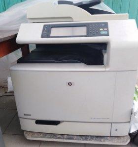 HP COLOR LASERJET CM 6040 MFP