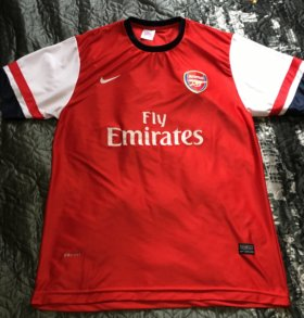 Футболка Arsenal Mesut Ozil #11