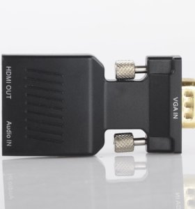 Конвертер Адаптер Переходник VGA на HDMI