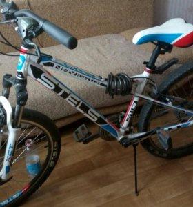 Велосипед (Stels navigator 510)