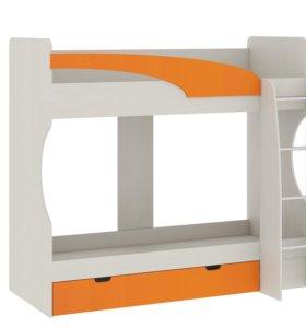 Кровать детская Карамель