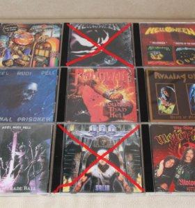 Running Wild,Helloween,Manowar,Judas Priest и мн.