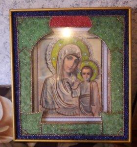 Продам Срочно Икона Казанская божья мать
