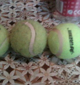 Мячи теннисные 3