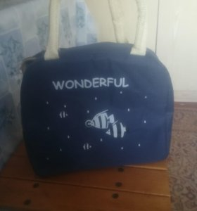 Термо сумка для питания.