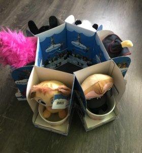 Игрушки в кружке
