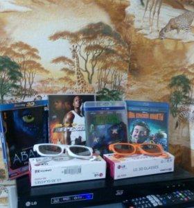 LG 3 D DVD проигрыватель