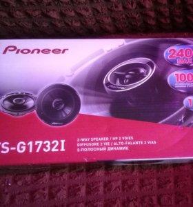 Динамики Pioneer TS-G1732I