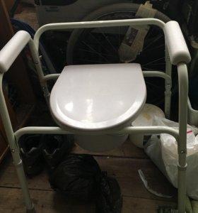 Ходунки, стул-туалет