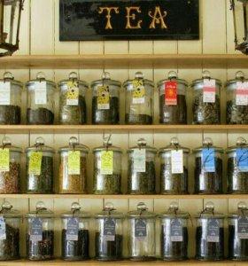 Чай, кофе на развес