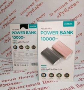 Самая необходимая вещь в поездках (Power Bank)