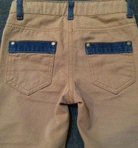 Джинсы-брюки на мальчика