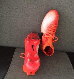 Футбольные бутсы Magista Orden II FG, Nike