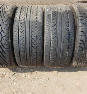 Продам комплект шин 235/45 и 245/40 R18