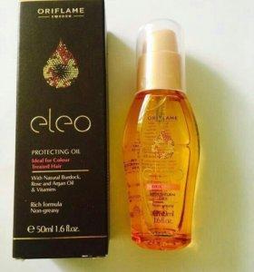 Питательное масло для волос против секущихся кончи