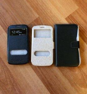 Чехлы для Samsung s3