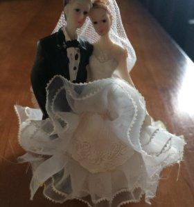 Фигурка на ваш свадебный торт